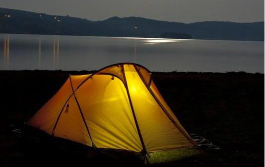 kampovanje Srbija 1