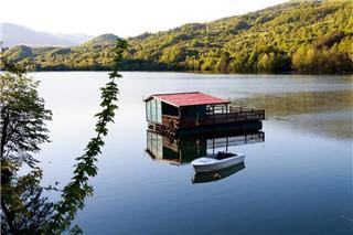 perucac jezero lake