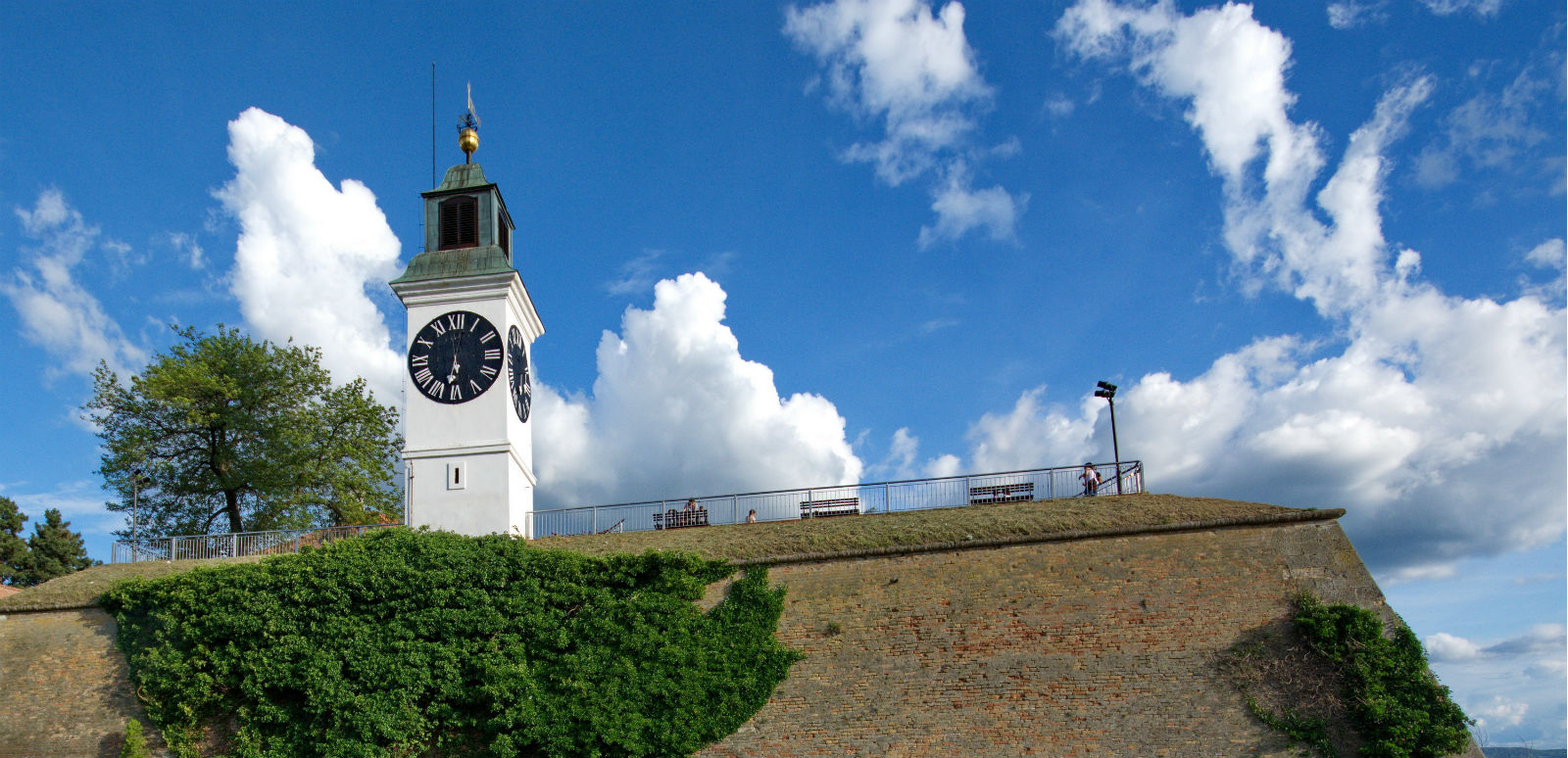 Petrovaradin Serbia  City new picture : Petrovaradin Fortress, Gibraltar on the Danube Serbia.com