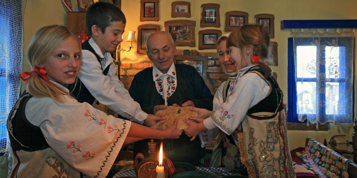 Patron saint day - Serbia.com