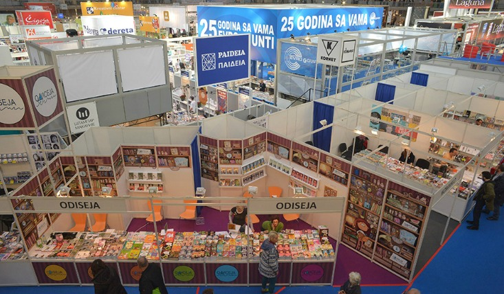 Belgrade Book Fair: The visitors as the writers - Serbia.com