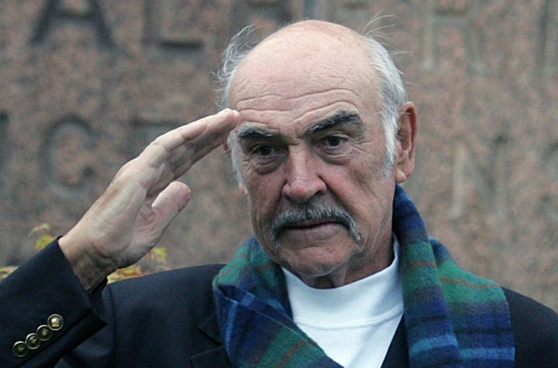 Sean Connery: Kosovo d...