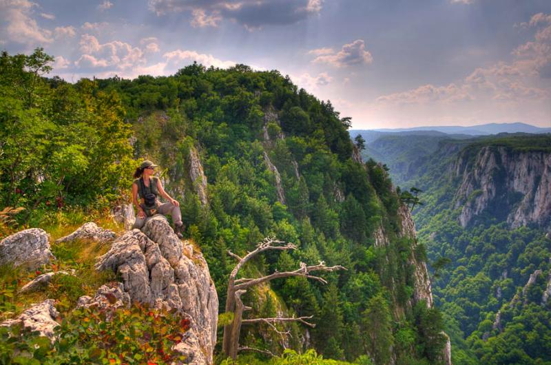 Lazarev kanjon