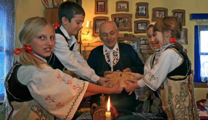 Serbian-Traditional-Bread