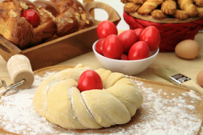 Serbia Easter egg kovznjak