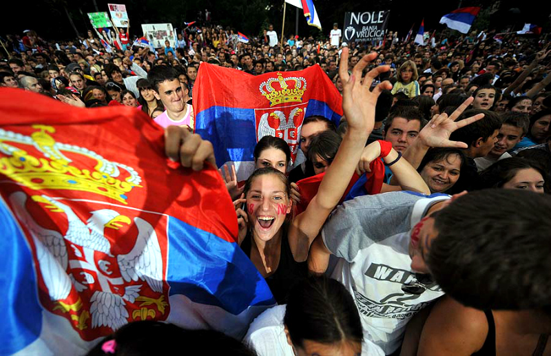 Image result for serbian people