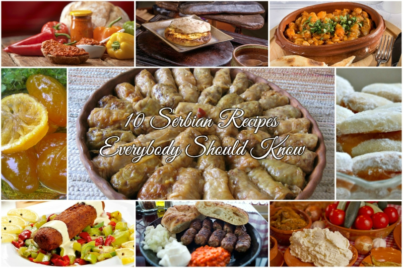 10 serbian recipes everybody should know serbia it forumfinder Choice Image