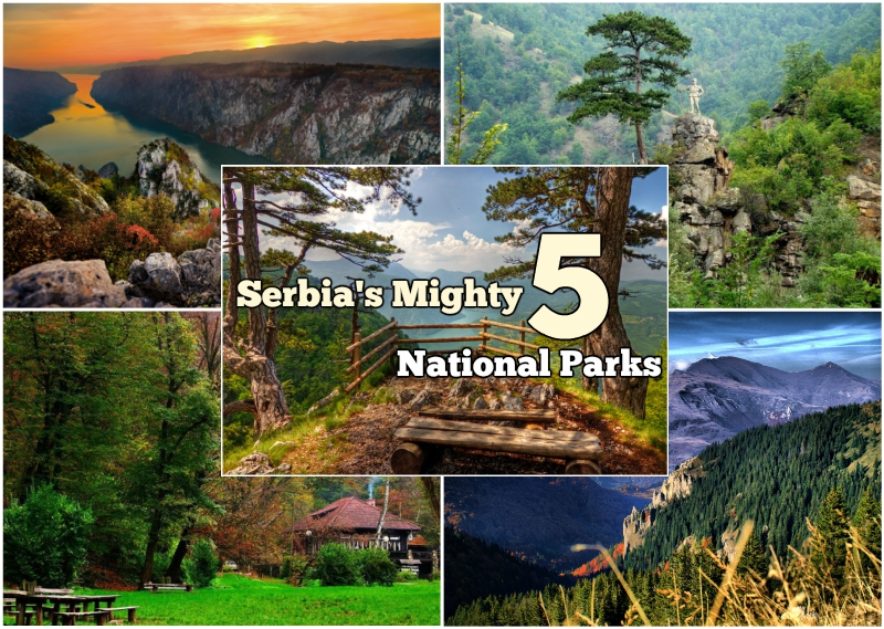 see serbia s mighty 5 national parks serbia