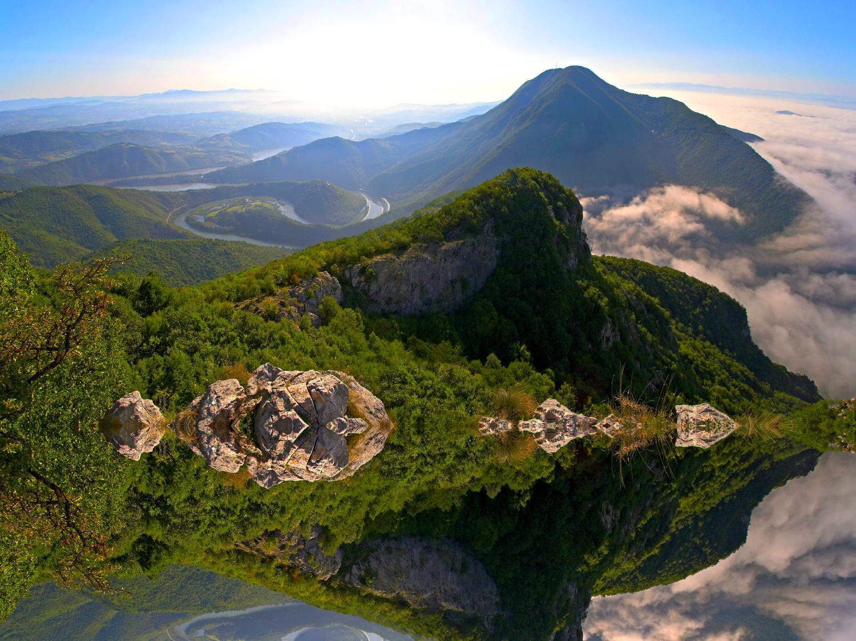 Bilderesultat for Reka Drina, divlja smaragdna lepotica