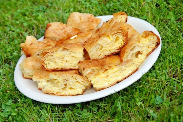 Gibanica, a pie like no other