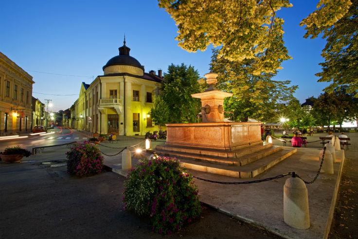 Sremski Karlovci, city of wine, culture and spirituality - Serbia.com