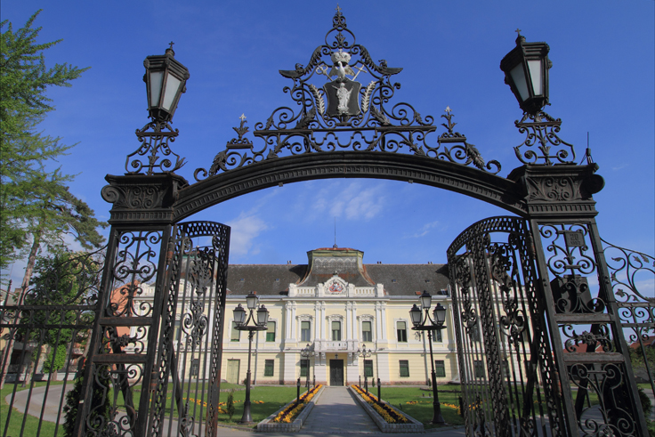 Vladičanski dvor u Vršcu