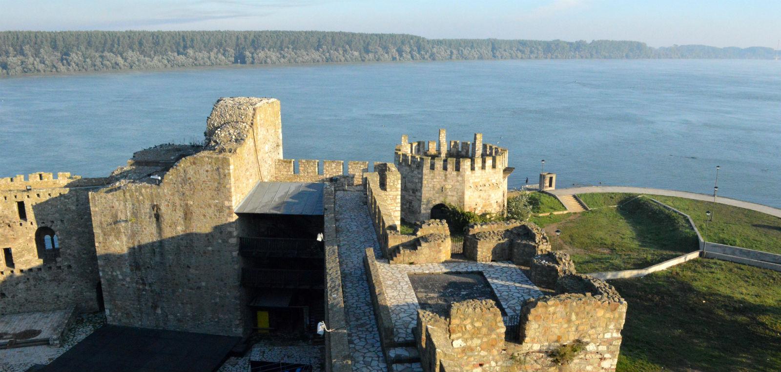 Smederevo fortress and the damned despotess - Serbia.com