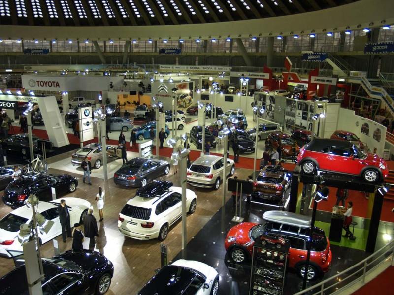 Car Show opens in Belgrade - Serbia.com