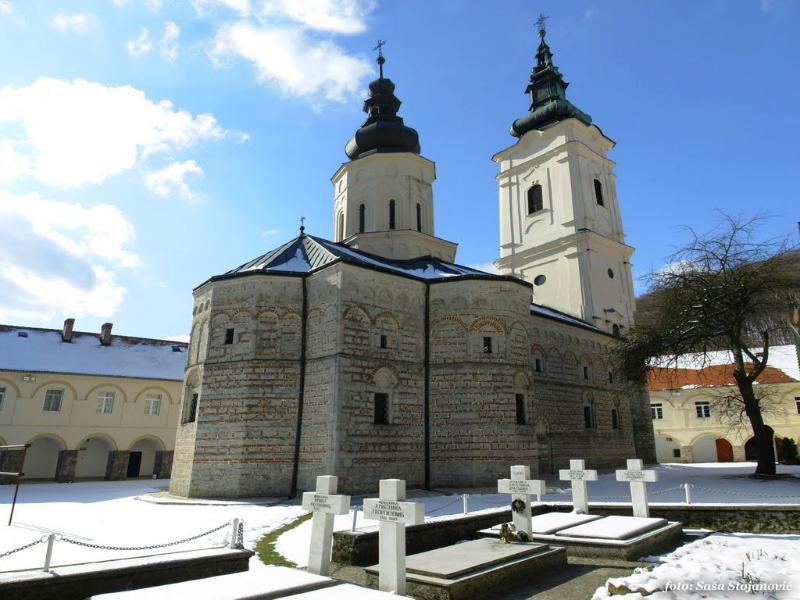 Manastiri Fruške Gore Jazak-Monastery