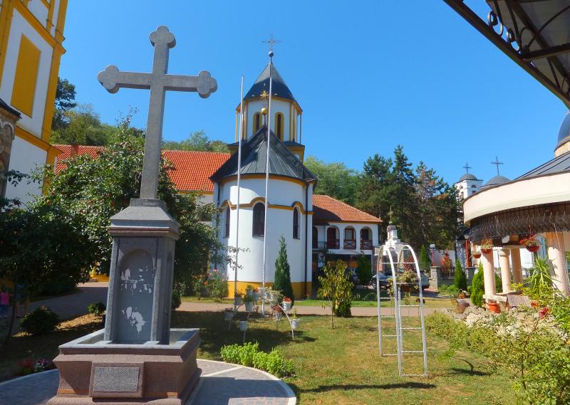 Manastiri Fruške Gore Manastir_Privina_Glava_3