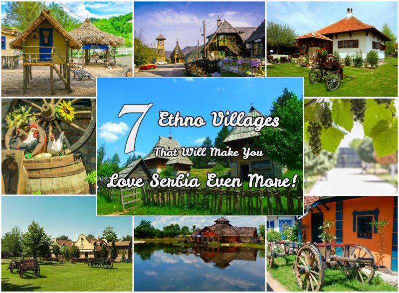 Serbian Ethno Villages