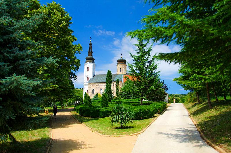 Manastiri Fruške Gore Sisatovac