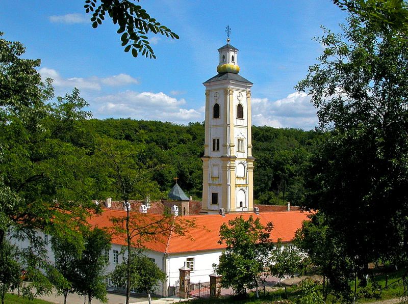 Manastiri Fruške Gore Velika-Remeta-Monastery