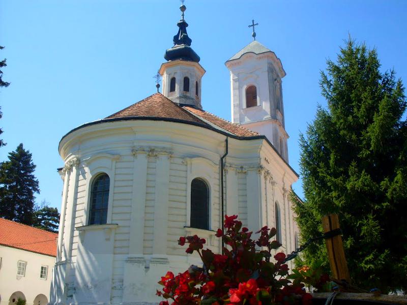 Manastiri Fruške Gore Vrdnik-Ravanica