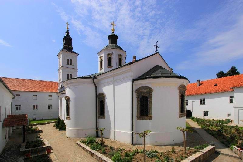 Manastiri Fruške Gore Krusedol-monastery