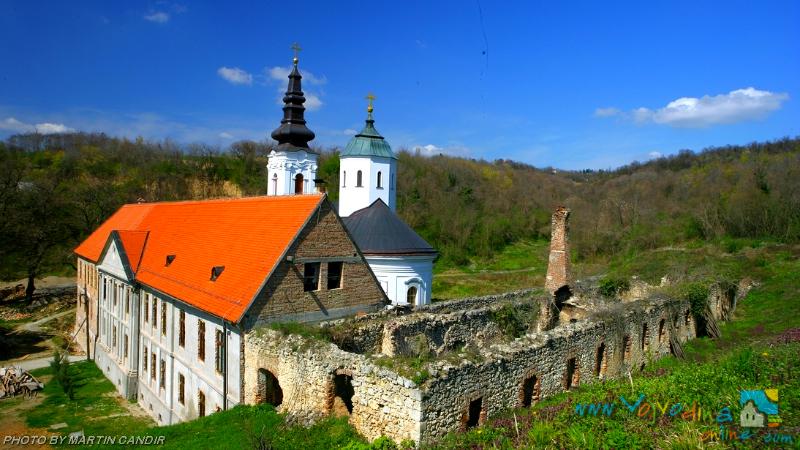 Manastiri Fruške Gore Manastir-kuvezdin-divos-4