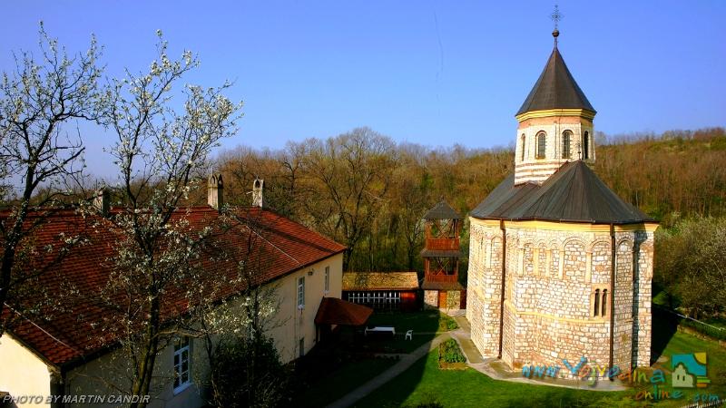 Manastiri Fruške Gore Manastir-mala-remeta-1