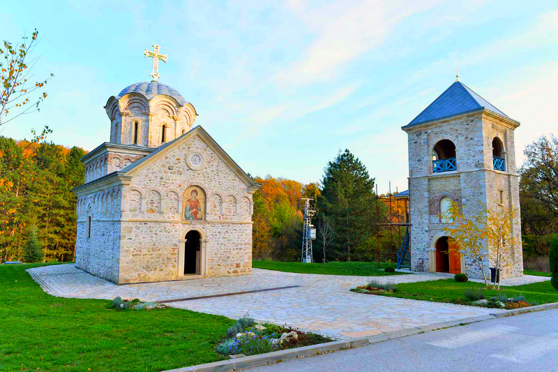 Manastiri Fruške Gore Staro-hopovo-1
