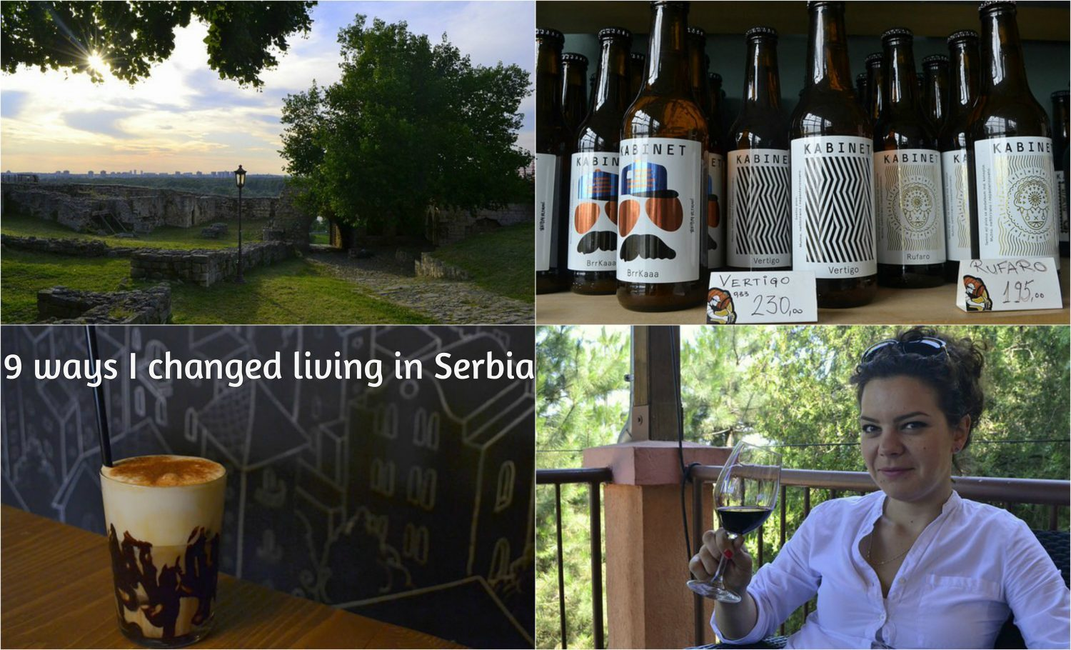 Living in Serbia
